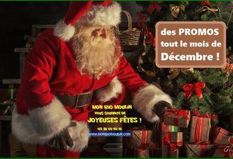Le Noël des Promos - Mon Bio Moulin à Dunkerque