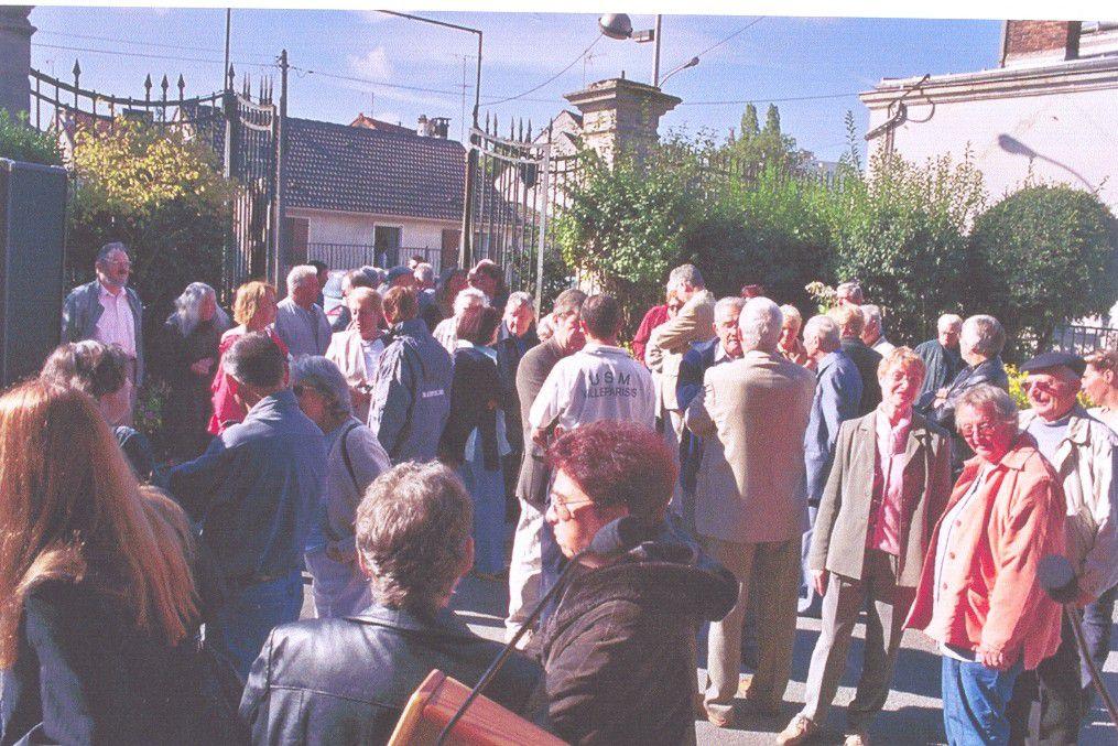"""Société d'histoire:""""Villeparisis et son passé"""" 35 ème anniversaire"""