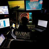 En Méditerranée orientale, à bord d'une frégate française aux aguets