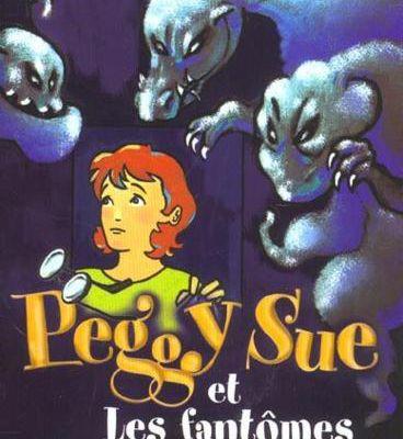Peggy Sue et les fantômes Tome 1 : Le jour du chien bleu