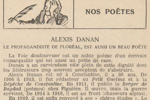 """Lucy Hall """"Alexis Danan"""" (1921)"""