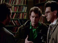 The Perverted Ghosts of Ghostbusters (2500 words)