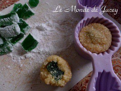 Minzhalkoum-Kekse