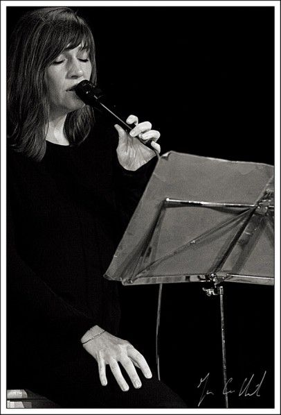 Elise Caron par Juan Carlos HERNANDEZ