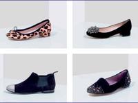 Cinti collezione scarpe 2013 2014: decollette con glitter, ballerine di tendenza tacchi veritiginosi