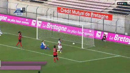 Les buts de la 7e journée Football D1 Féminine - Arras / Saint-Etienne