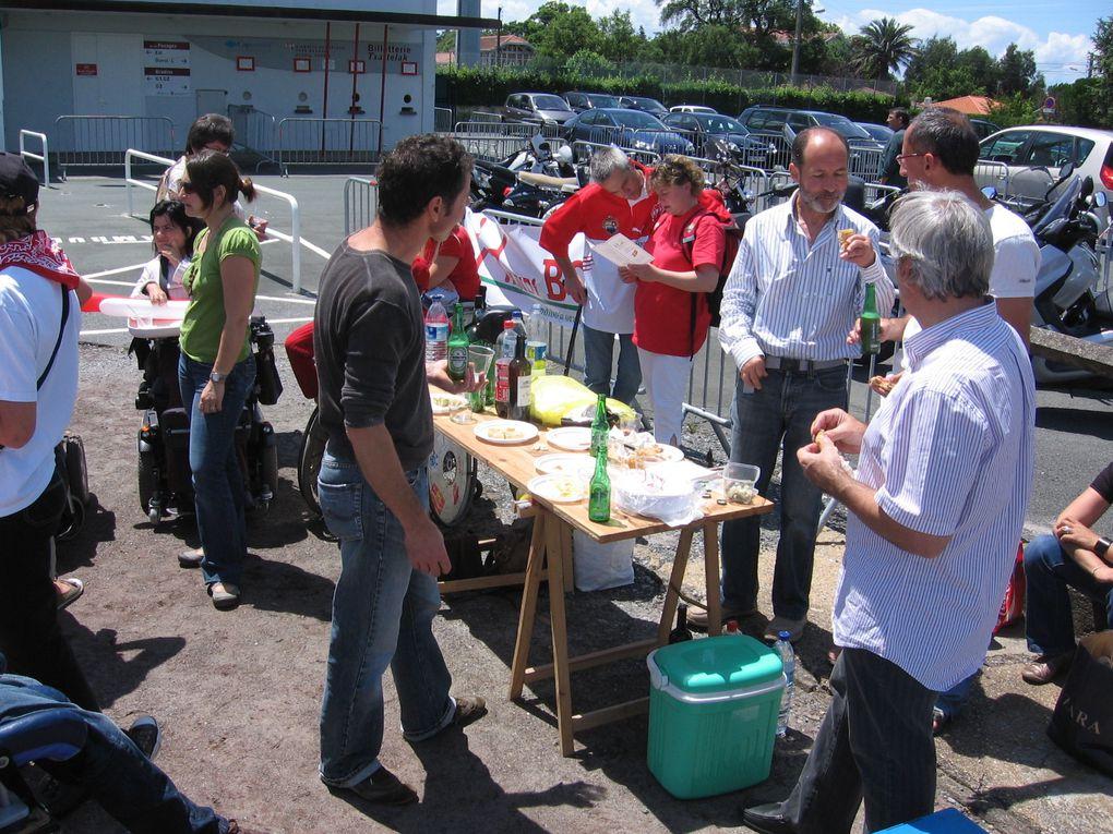 Toutes manifestations, activités et rencontres autour de l'association HandiBO