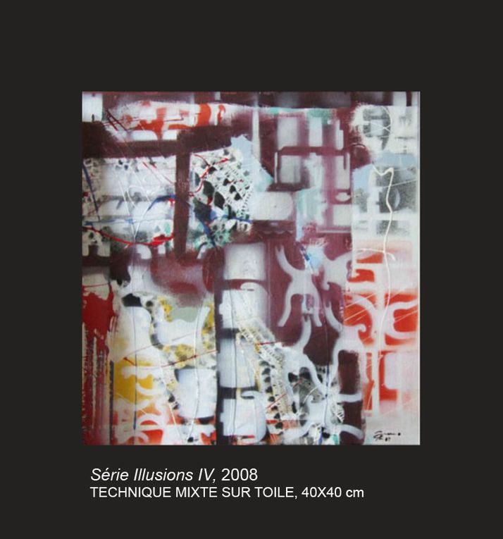 catalogue d'oeuvres III