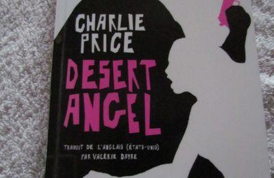 """""""Le chagrin engendre son propre désert et les larmes d'Angel avaient séché depuis longtemps"""""""