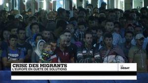 Crise des migrants : l'Europe en quête de solutions