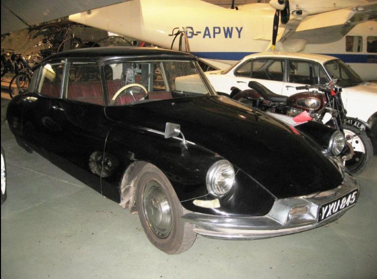 LA VOITURE AUTONOME - DE 1960 A 1995