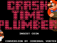 Crash Time Plumber sur Atari ST ! [MAJ]
