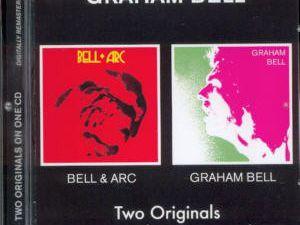 bell & arc, un groupe pop britannique qui a sévi de 1970 à 1972, la rencontre entre le chanteur Graham Bell et le groupe arc