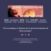 Soins Chamaniques par Christophe Flamingo
