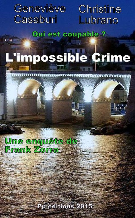 Christine Lubrano parle de L'impossible Crime (l'interview du semestre)