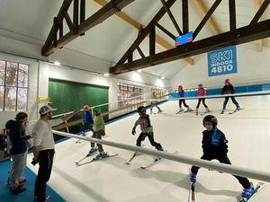 Séance spéciale intempéries -  Ski Indoor 4810