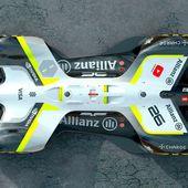 Voici Robocar, la voiture de course autonome de Roborace