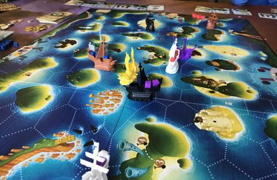 Black Fleet - Space Cow boys - Une semaine de jeu Non-Stop !