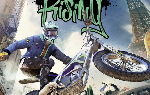 [TEST] TRIALS RISING XBOX ONE X : une version de haut vol!