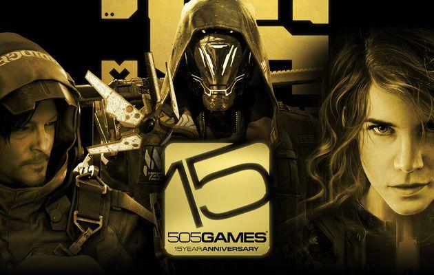 [ACTUALITE] 505 Games fête son 15e anniversaire!