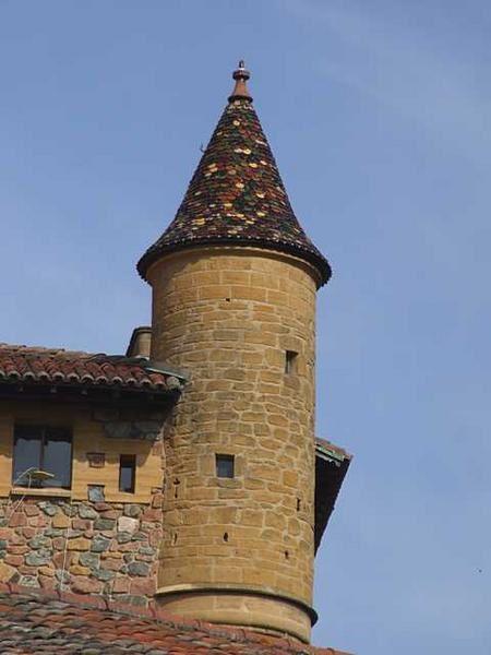 Diaporama château de Bully