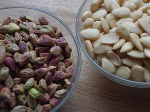 Kadayif amandes & pistaches