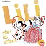 Semaine 9 Lili adore les cadeaux chez Maud