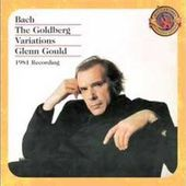 Glenn Gould Goldberg Variations 1955 & 1981: Var 4