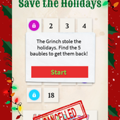 Save the Holidays