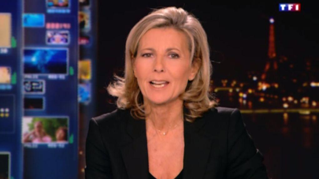 2013 10 25 - 20H00 - CLAIRE CHAZAL - TF1 - LE 20H