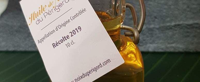 Une AOP pour l'huile de noix du Périgord