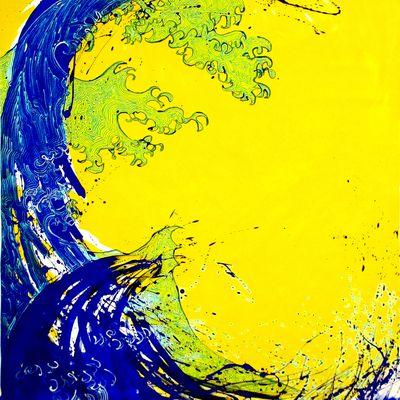 Hommage à Hokusaï