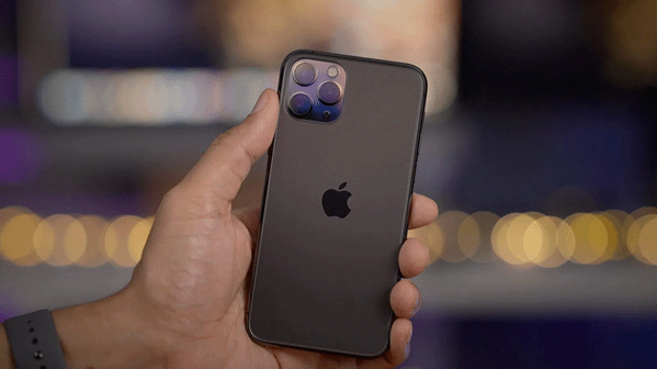 iPhone 11 Pro, Apple se met à niveau pour faire face à la concurrence