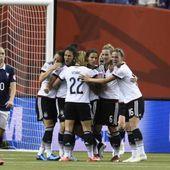 La France battue par l'Allemagne (1-1, 4-5 t.a.b.), s'arrête en quart de finale du Mondial