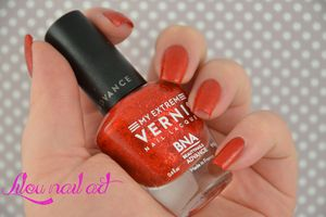 My extrem vernis red passionata - Beautynails