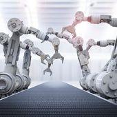 127 robots pour 10 000 salariés - La Fabrique de l'industrie