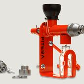 The original hand oil expeller press from Holland, Make cold pressed oil at home. - PITEBA