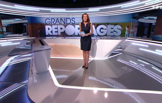 📸6 ANNE-CLAIRE COUDRAY @ACCoudray @TF1 GRANDS REPORTAGES ce midi #vuesalatele