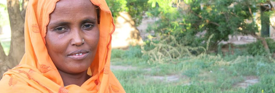 Gadda ge Halima (merci Halima) - Sabine Salmon présidente nationale Femmes Solidaires