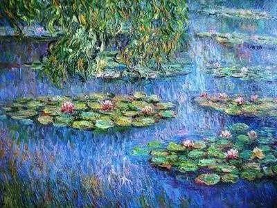Exposition sur Claude Monet à Wuhan