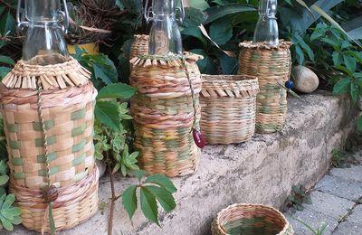 Stage vannerie et plantes à Chavanay (42)