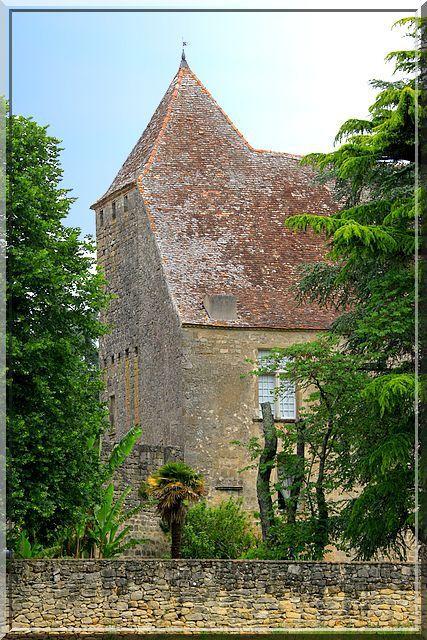 Diaporama château de Lavison - Loubens