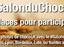 Mission #SalonduChocolat : les photos gagnantes!