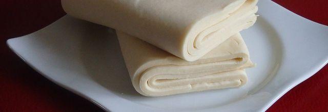 Réaliser sa pâte feuilletée