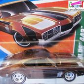 OLDS 442 W-30 HOT WHEELS 1/64 OLDSMOBILE 442 W30 442W30 - car-collector.net