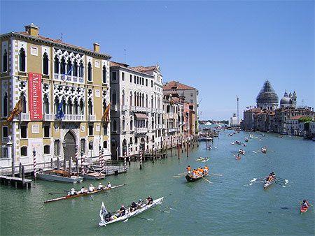 Géographie - Venise