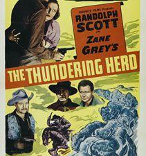 Thundering Herd de Henry Hathaway