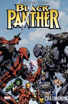 Black panther : chatiment (Christopher Priest, Sal Velluto)