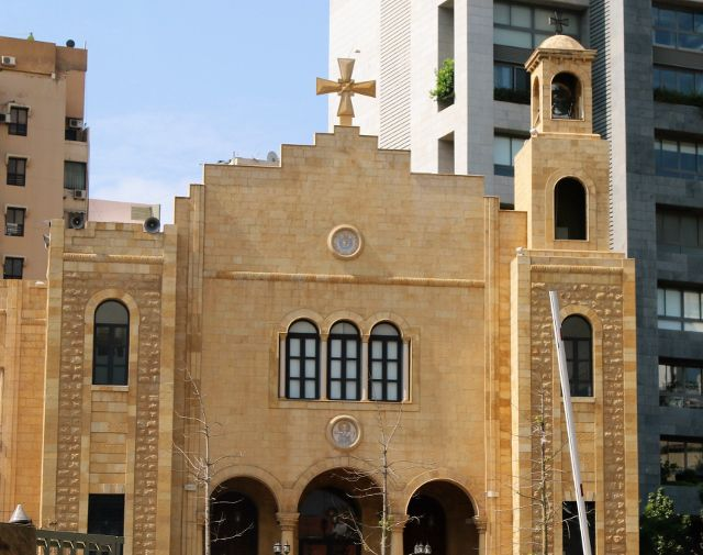 Religion à Beyrouth