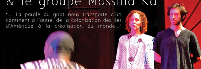 """17/01/15 - Spectacle """"Assia !"""" - Marseille"""